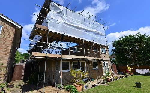 New Legislation Allows TwoStorey Extensions without Full Planning Consent
